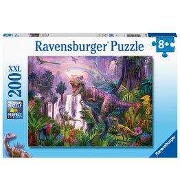 Ravensburger Ravensburger Puzzle 200pc King of The Dinosaurs