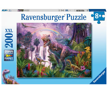 Ravensburger Puzzle 200pc King of The Dinosaurs