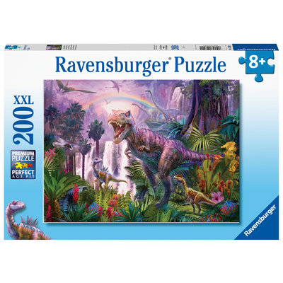 Ravensburger Ravensburger Puzzle 200pc King of The Dinosaurs