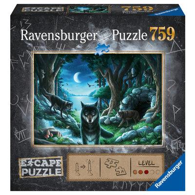 Ravensburger Ravensburger Escape Puzzle The Curse of the Wolves 759pc