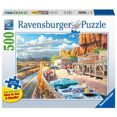 Ravensburger Ravensburger Puzzle 500pc Large Format Scenic Overlook