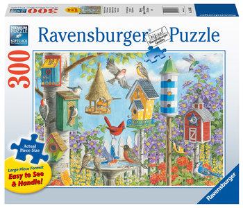 Ravensburger Puzzle 300pc Large Format Home Tweet Home