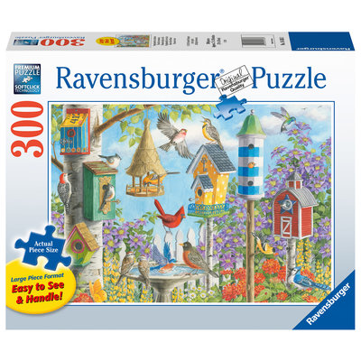 Ravensburger Ravensburger Puzzle 300pc Large Format Home Tweet Home