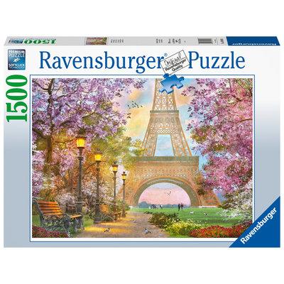 Ravensburger Ravensburger Puzzle 1500pc Paris Romance