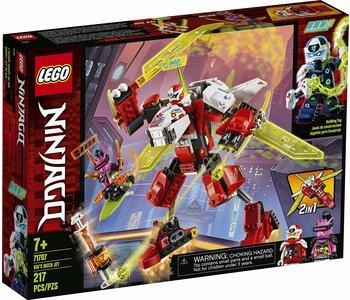 Lego Ninjago Kai's Mech Jet