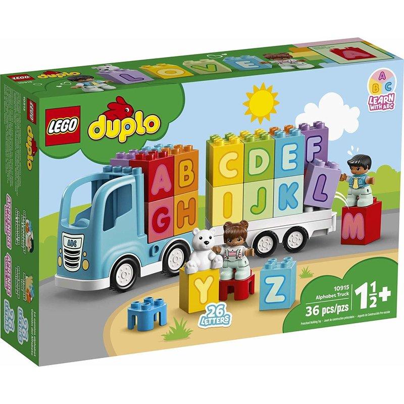 Lego Lego Duplo Alphabet Truck