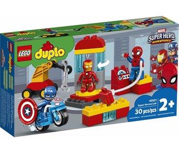 Lego Duplo Marvel Super Heroes Lab
