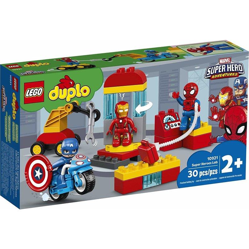 Lego Lego Duplo Marvel Super Heroes Lab