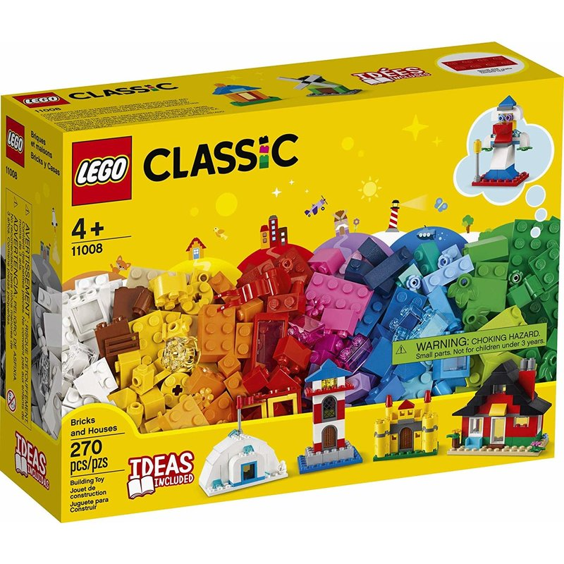 Lego Lego Classic Bricks and Houses
