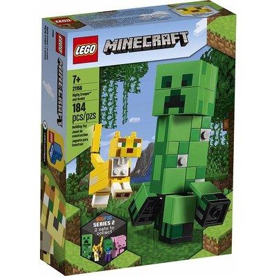Lego Lego Minecraft BigFig Creeper & Ocelot