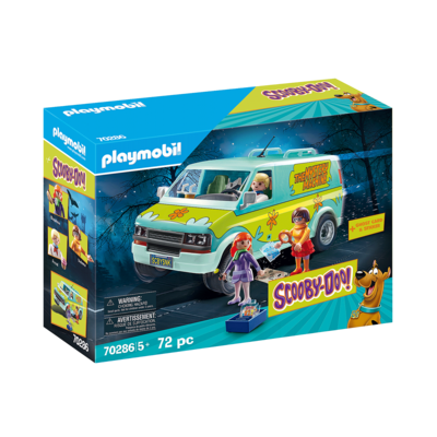 Playmobil Playmobil Scooby Doo Mystery Machine