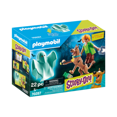 Playmobil Playmobil Scooby Doo Scooby, Shaggy, Ghost