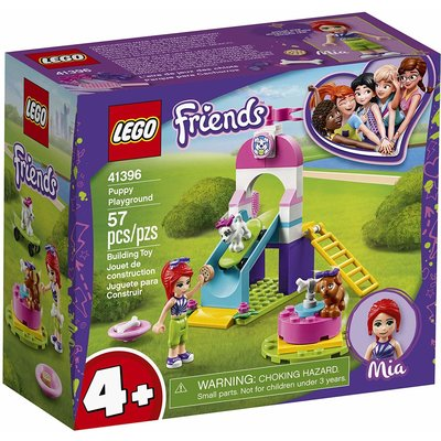 Lego Lego Friends Puppy Playground