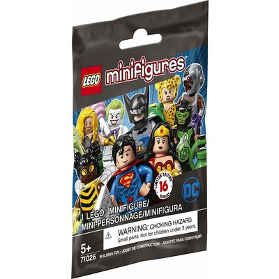 Lego Lego Minifigures DC Super Heros