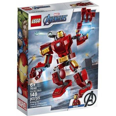 Lego Lego Super Heros Iron Man Mech