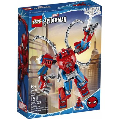 Lego Lego Super Heros Spider-Man Mech