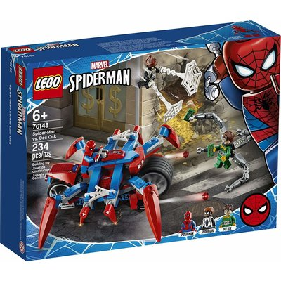 Lego Lego Super Heros Spider-Man vs Doc Ock