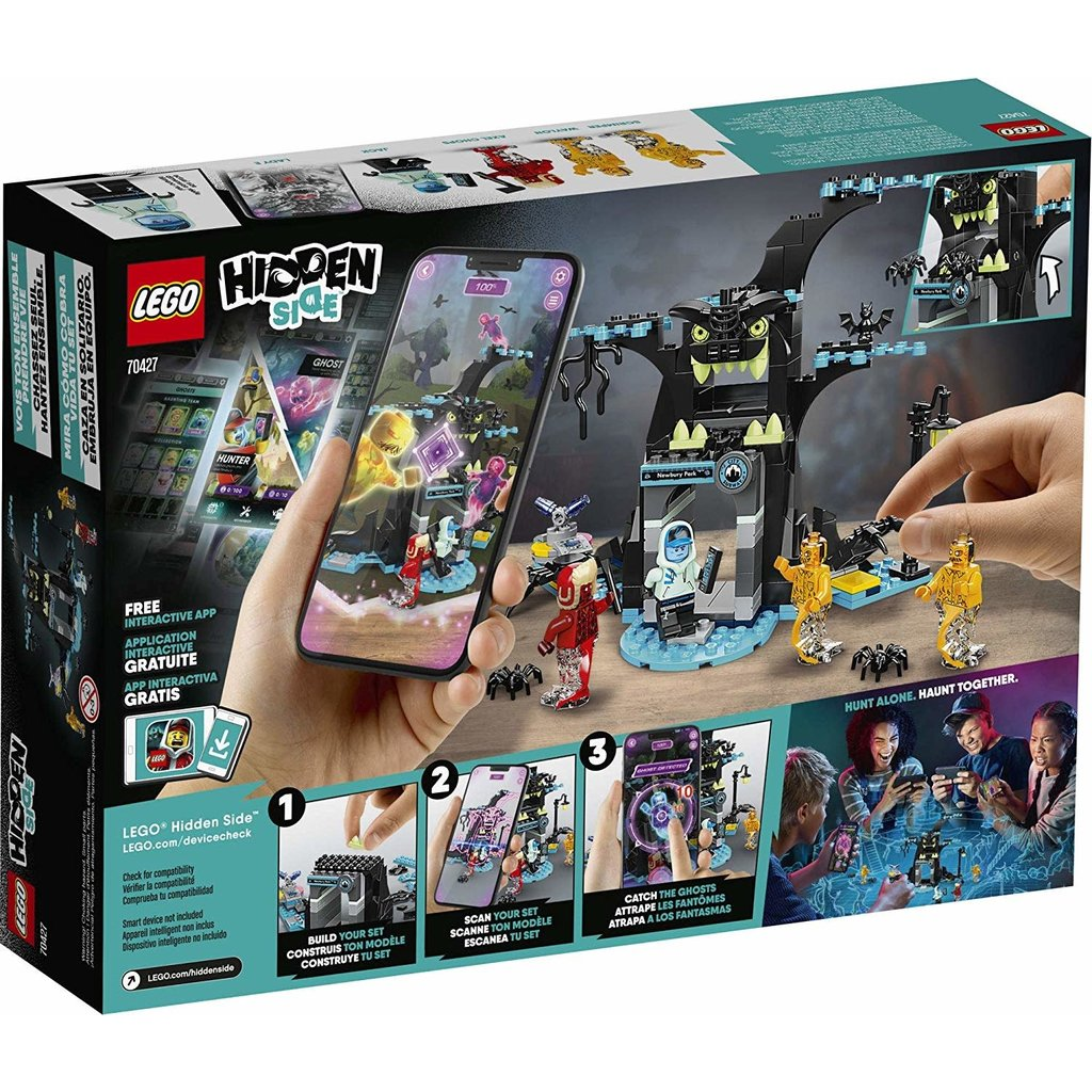 Lego Lego Welcome to the Hidden Side