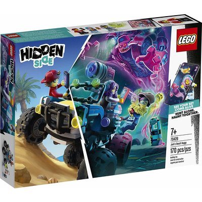 Lego Lego Hidden Side Jack's Beach Buggy