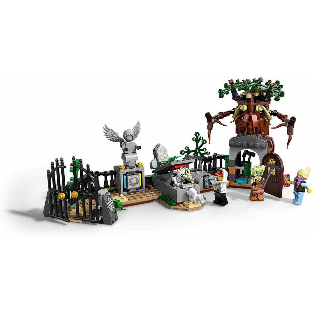 Lego Lego Hidden Side Graveyard Mystery