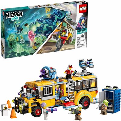 Lego Lego Hidden Side Paranormal Intercept Bus