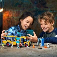 Lego Lego Hidden Side Paranormal Intercept Bus