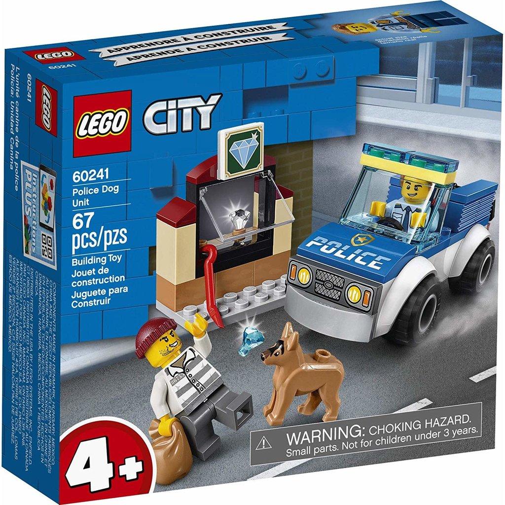 Lego Lego City Police Dog Unit