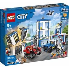 Lego Lego City Police Station