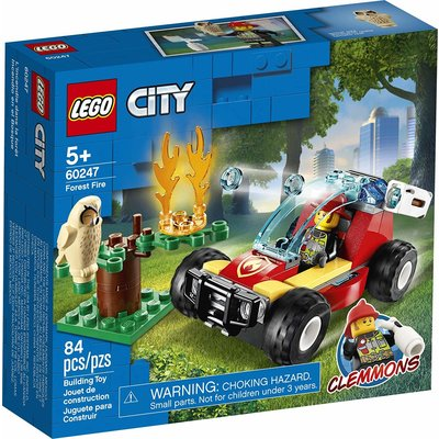 Lego Lego City Forest Fire