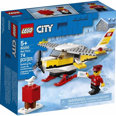 Lego Lego City Mail Plane