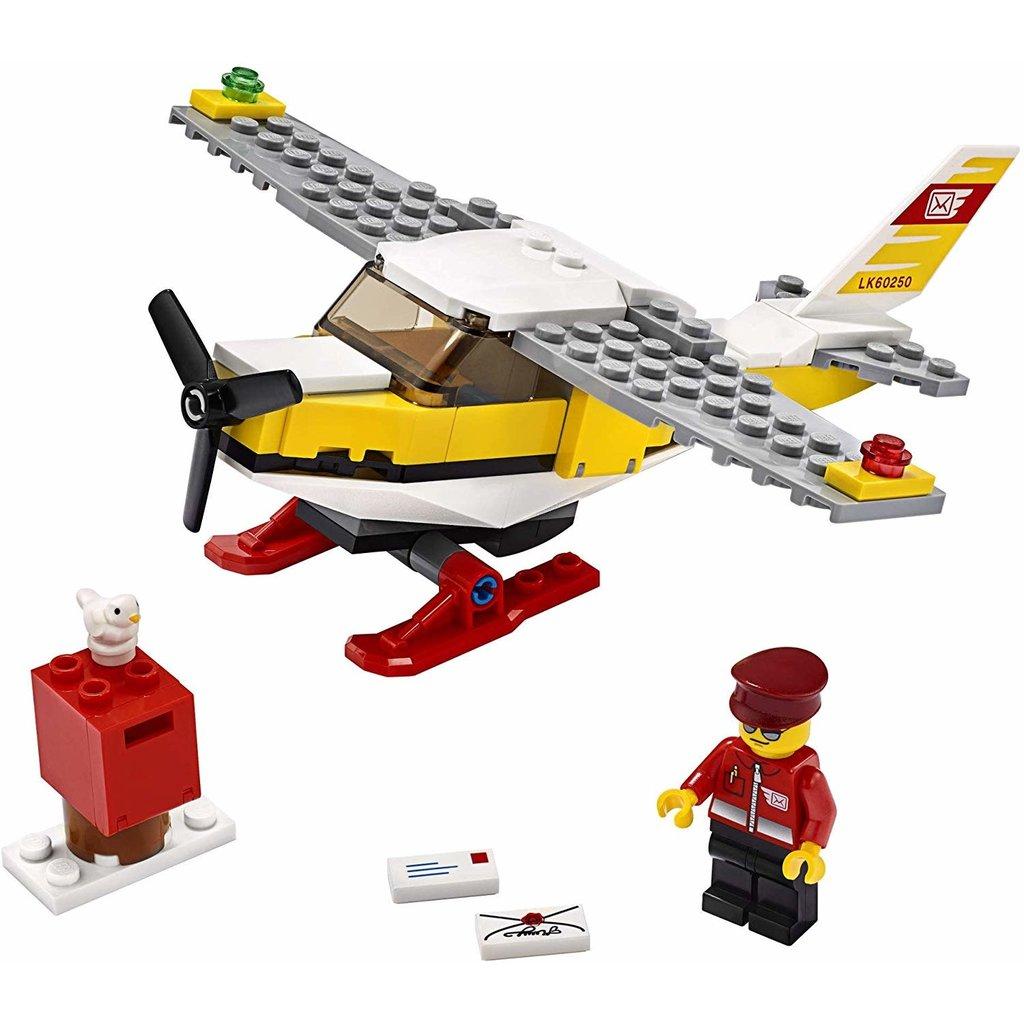 Lego Lego City Mail Plane