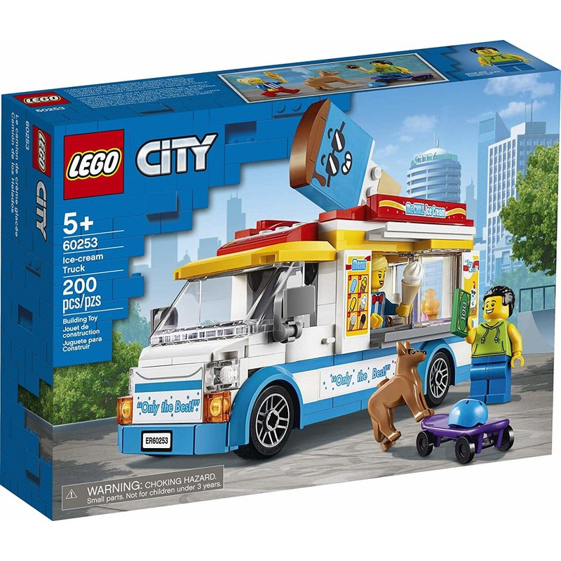 Lego Lego City Ice Cream Truck