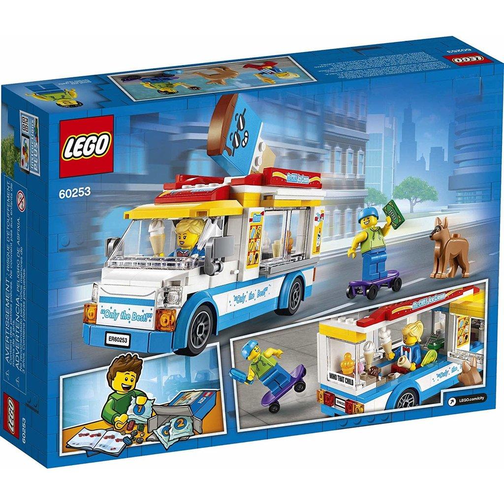 Lego Lego City Ice Cream Truck