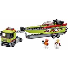 Lego Lego City Race Boat Transporter