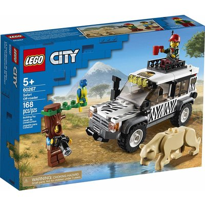 Lego Lego City Safari Off-Roader