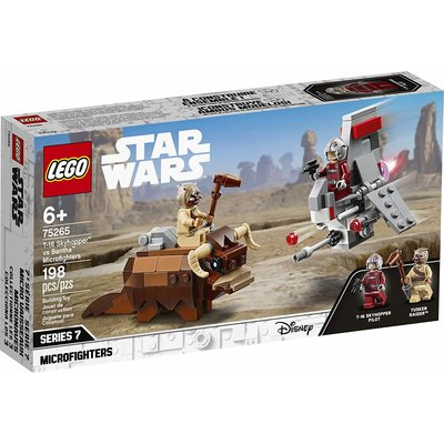 Lego Lego Star Wars Microfighter T-16 Skyhopper vs Bantha