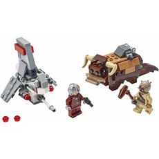 Lego Lego Star Wars Microfighter T-16 Skyhopper vs Bantha