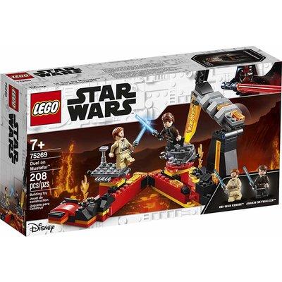 Lego Lego Star Wars Duel on Mustafar