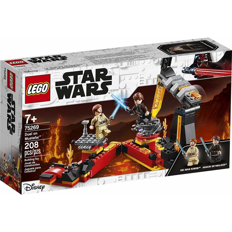 Lego Lego Star Wars Duel on Mustafar
