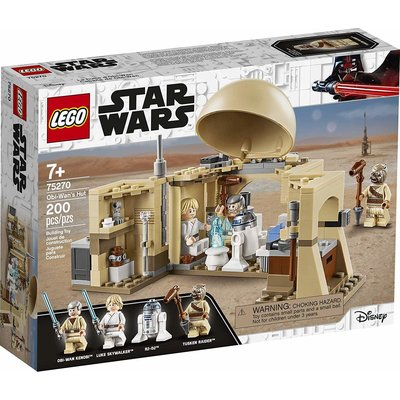 Lego Lego Star Wars Obi-Wan's Hut
