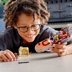 Lego Lego Star Wars Luke Skywalkers Landspeeder