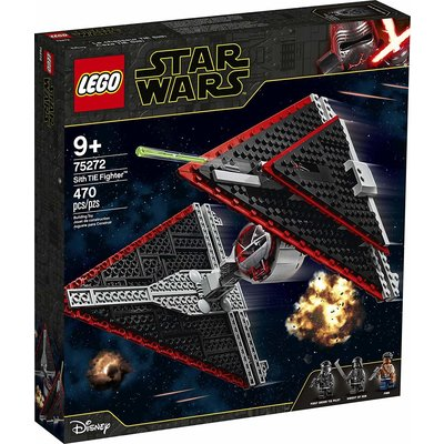 Lego Lego Star Wars Sith TIE Fighter