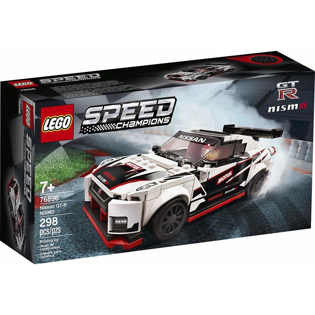 Lego Lego Speed Champions Nissan GT-R NISMO