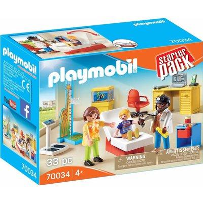 Playmobil Playmobil Starter Pack Pediatrician's Office