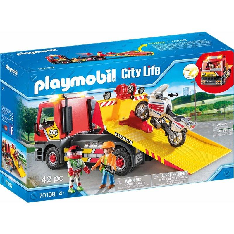 Playmobil Playmobil City Action Towing Service