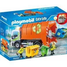 Playmobil Playmobil City Action Recycling Truck