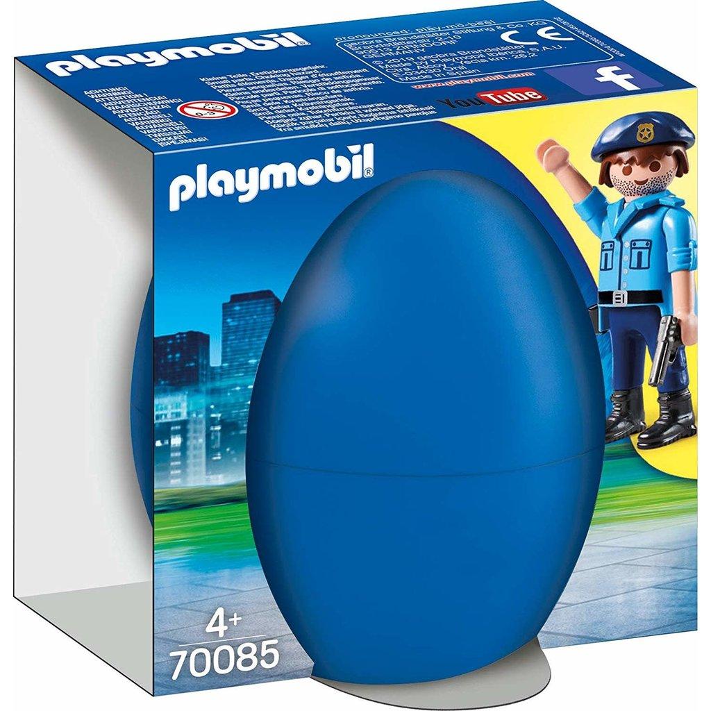 Playmobil Playmobil Easter Egg Policeman with Dog