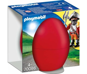 Playmobil Easter Egg Knight with Cannon