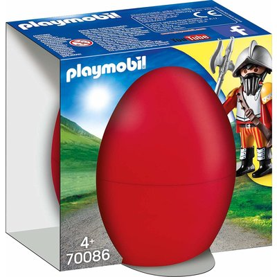 Playmobil Playmobil Easter Egg Knight with Cannon