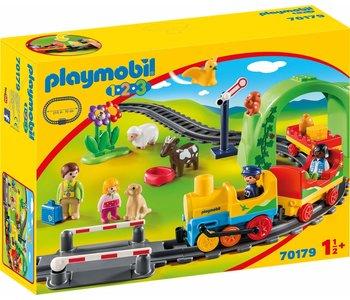 Playmobil 123 My First Train Set